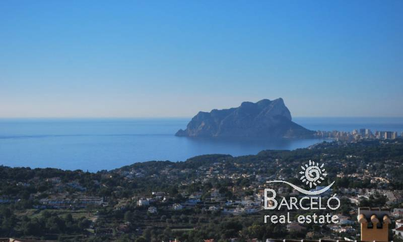 Plot  - Resale - Moraira - Benimeit