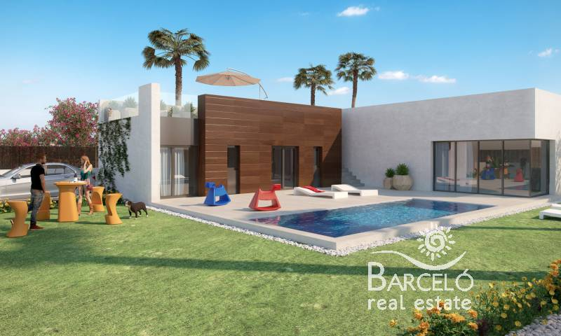 Villa - New Build - Algorfa - La finca Golf