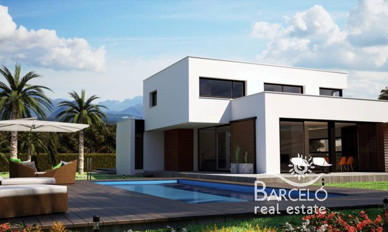 Villa - New Build - Alicante - Pinoso