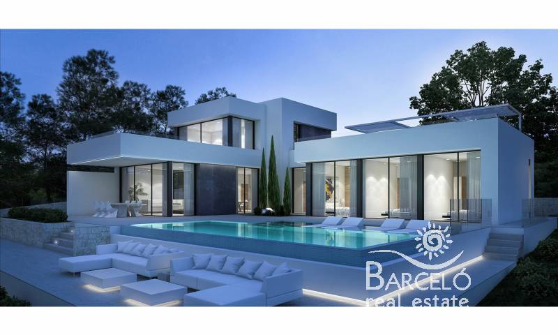 Villa - New Build - Benissa - Fanadix