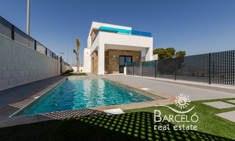 Villa - New Build - Bigastro - Bigastro