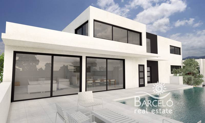 Villa - New Build - Calpe - Gran Sol
