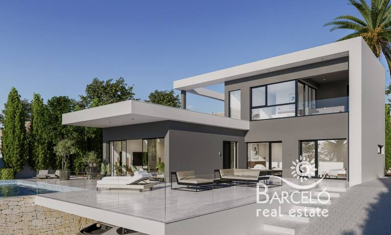 Villa - New Build - Calpe - Ortembach
