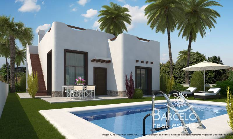 Villa - New Build - Ciudad Quesada - Centro