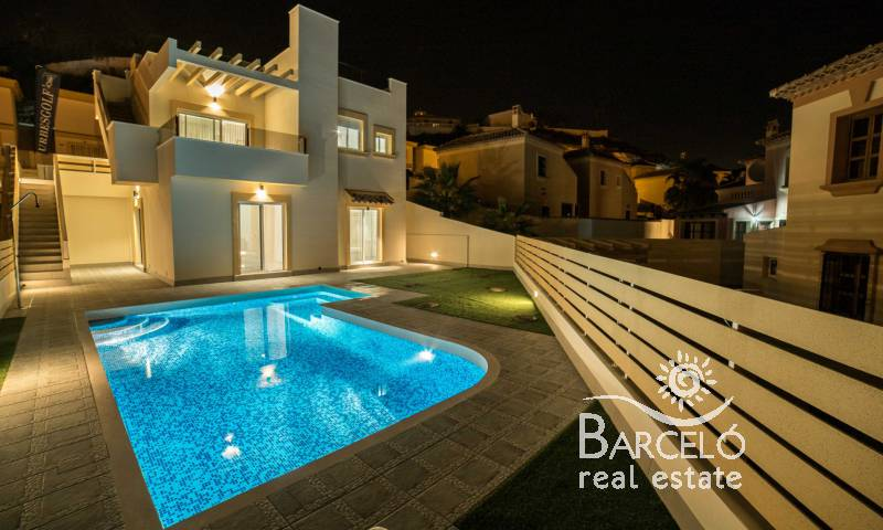 Villa - New Build - Ciudad Quesada - Golf