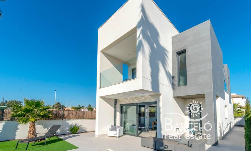 Villa - New Build - Elche - La Marina