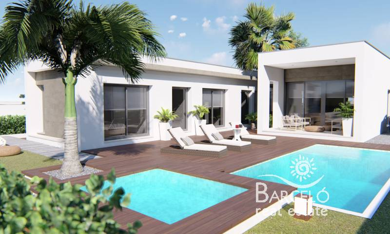Villa - New Build - Formentera del Segura - Pueblo