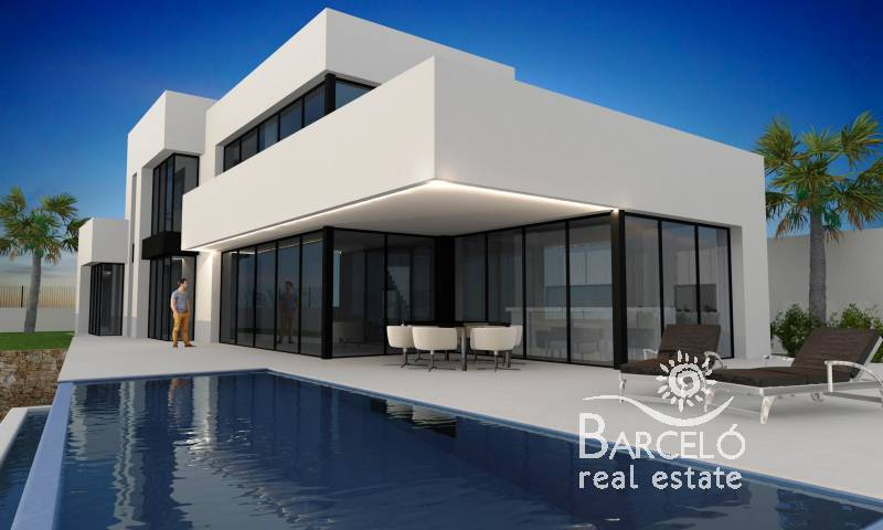 Villa - New Build - Moraira - El Portet