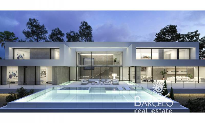 Villa - New Build - Moraira - Fanadix