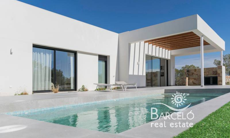 Villa - New Build - Orihuela Costa - Las Colinas