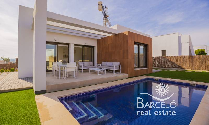 Villa - New Build - Orihuela - Vistabella Golf