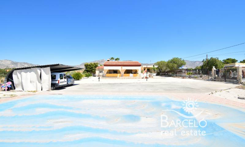 Villa - Resale - Albatera - Country