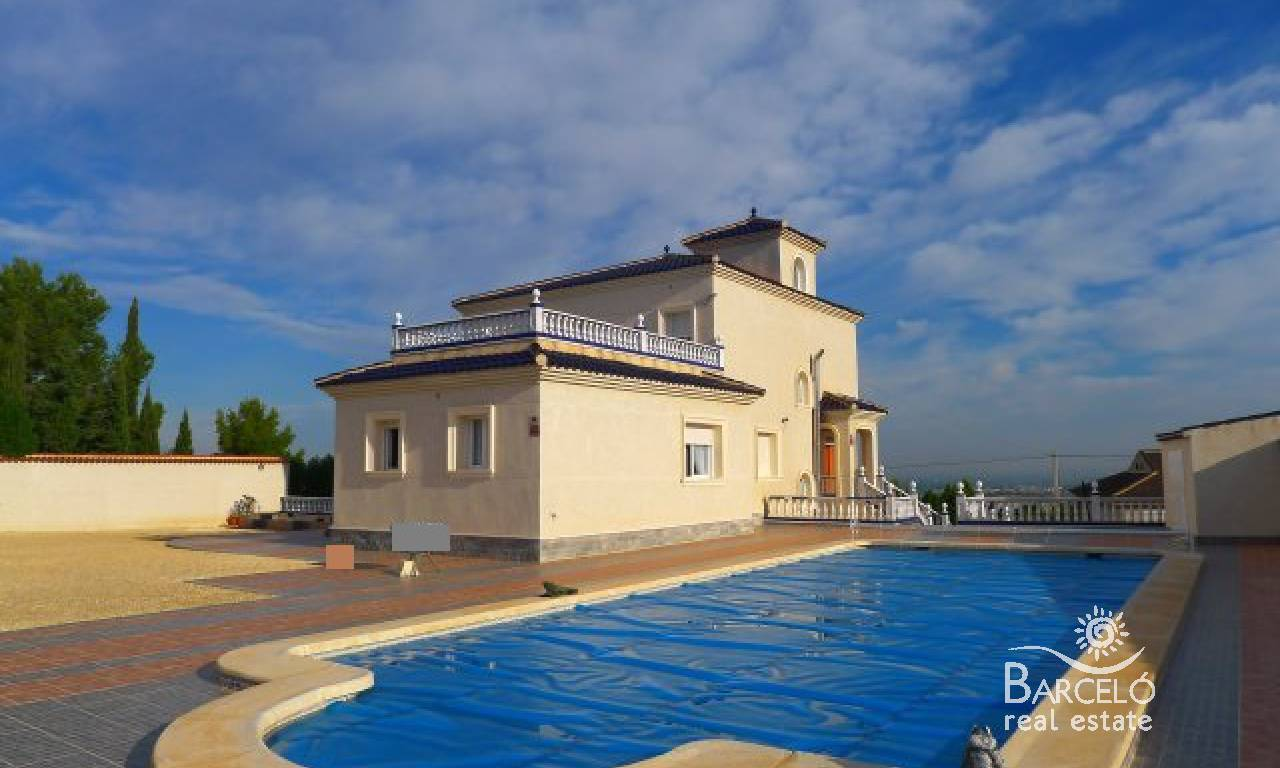 Villa - Resale - Almoradi - Lomas de Juliana