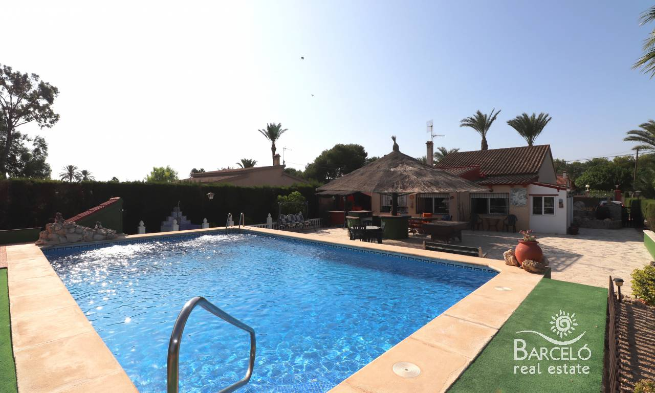Villa - Resale - Elche - Elche - Country