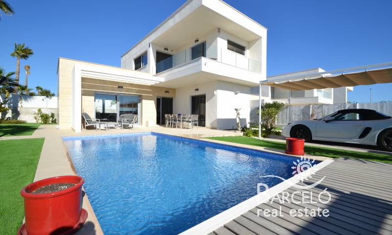 Villa - Resale - Orihuela - Vistabella Golf