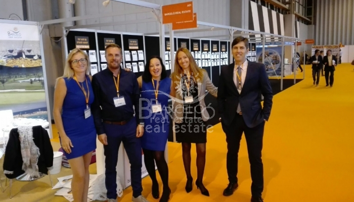 Barceló Real Estate will be present at the 'A Place in the Sun Live' edition, in Manchester