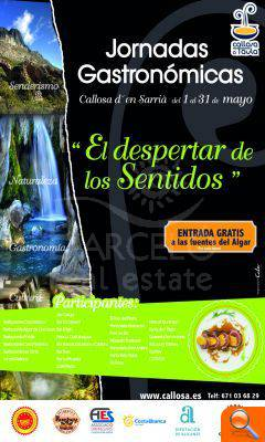 'Callosa a Taula' promotes gastronomic tourism during the month of May