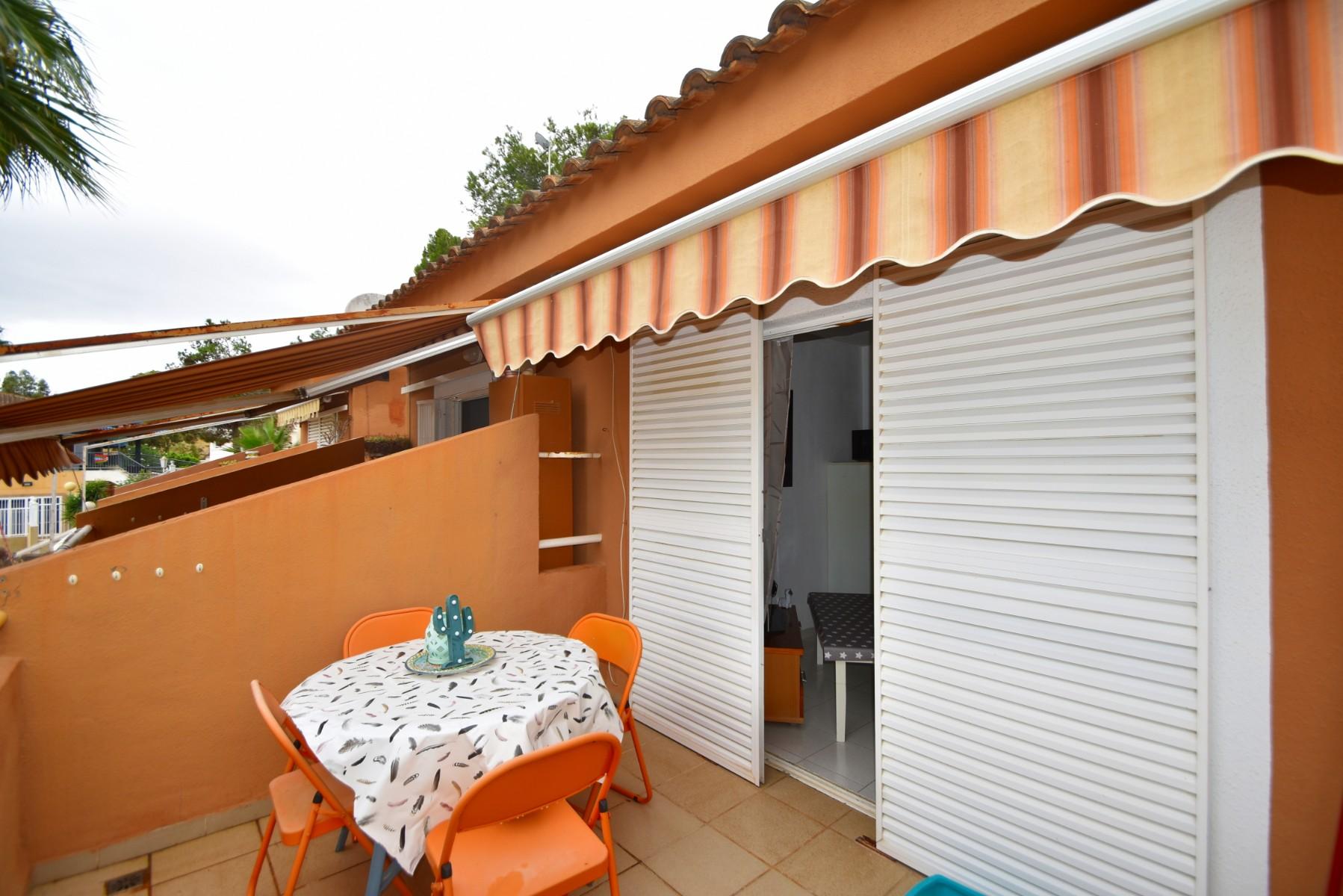 Двухквартирный дом в Ciudad Quesada - Существующая конструкция