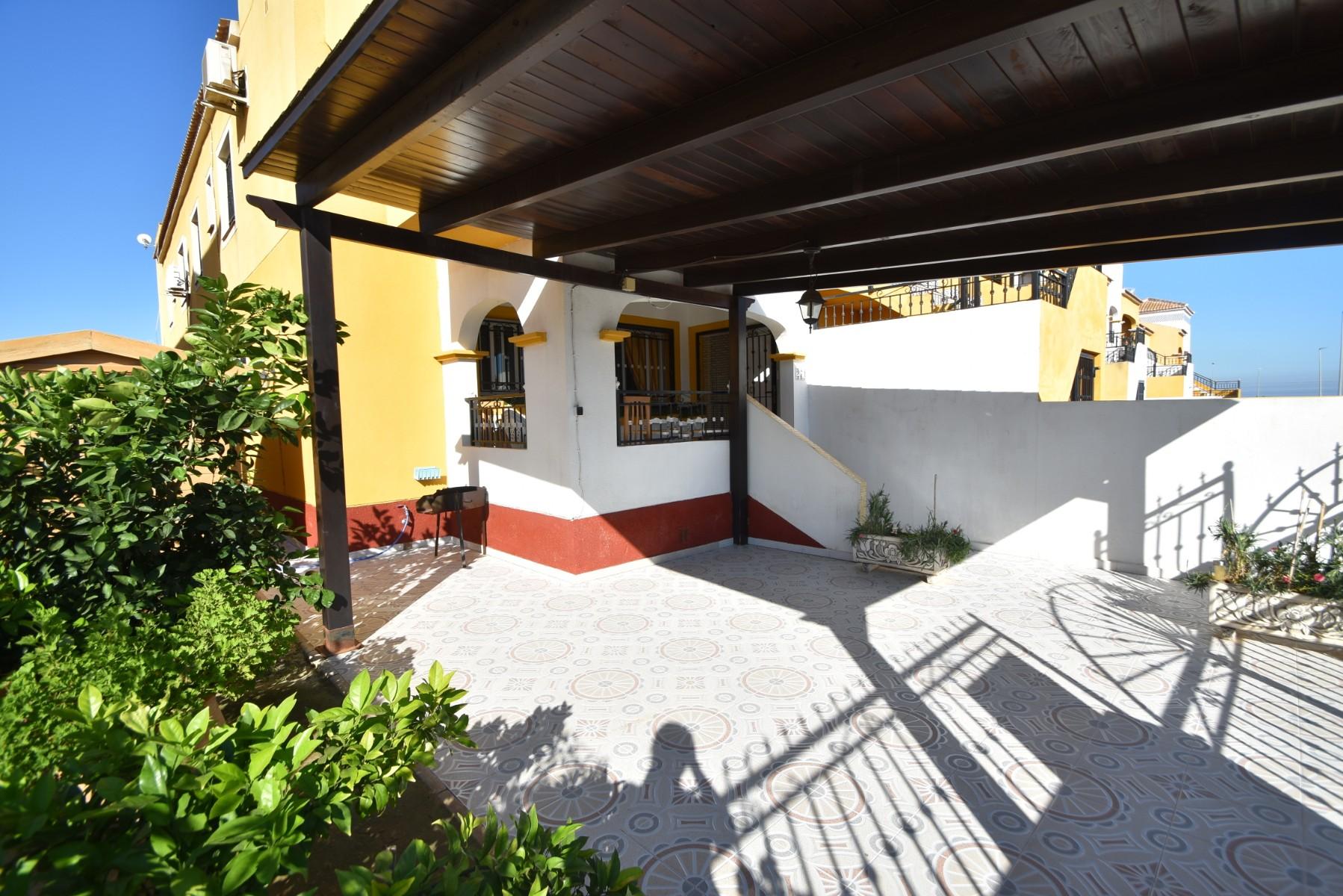 Half vrijstaand huis in Los Montesinos - Bestaande bouw
