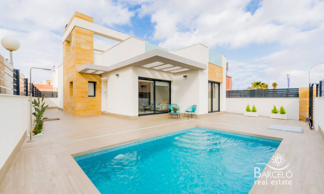 New Build - Villa - Torrevieja - Zona Carrefour