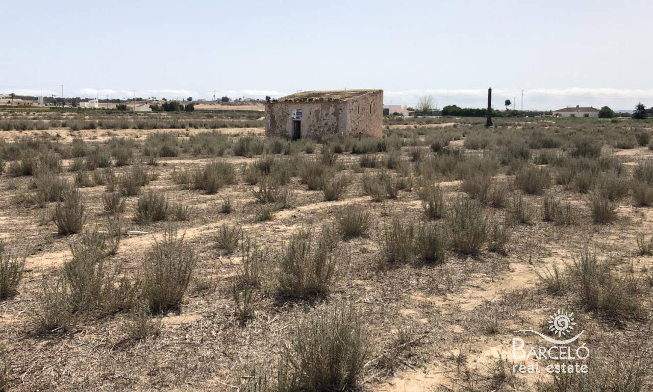 Resale - Plot  - Elche - La Marina