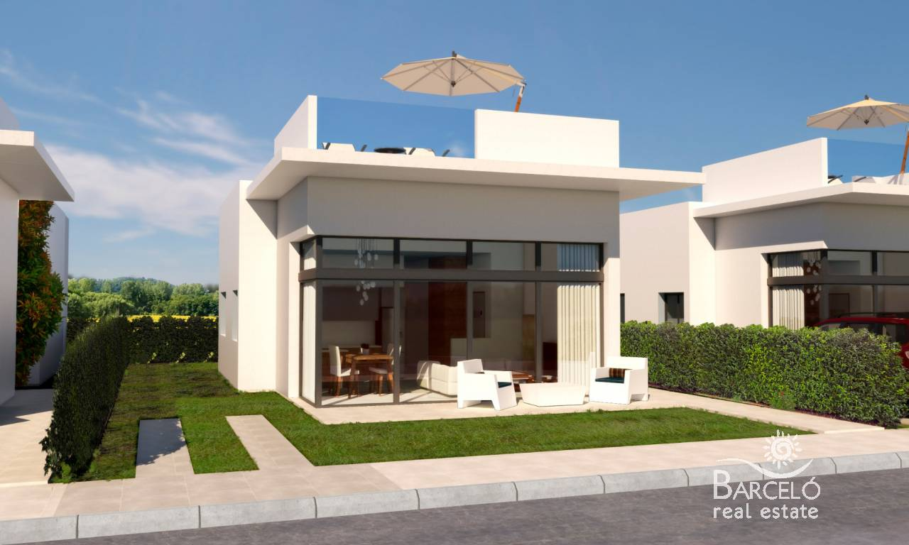 New Build - Villa - Alhama de Murcia