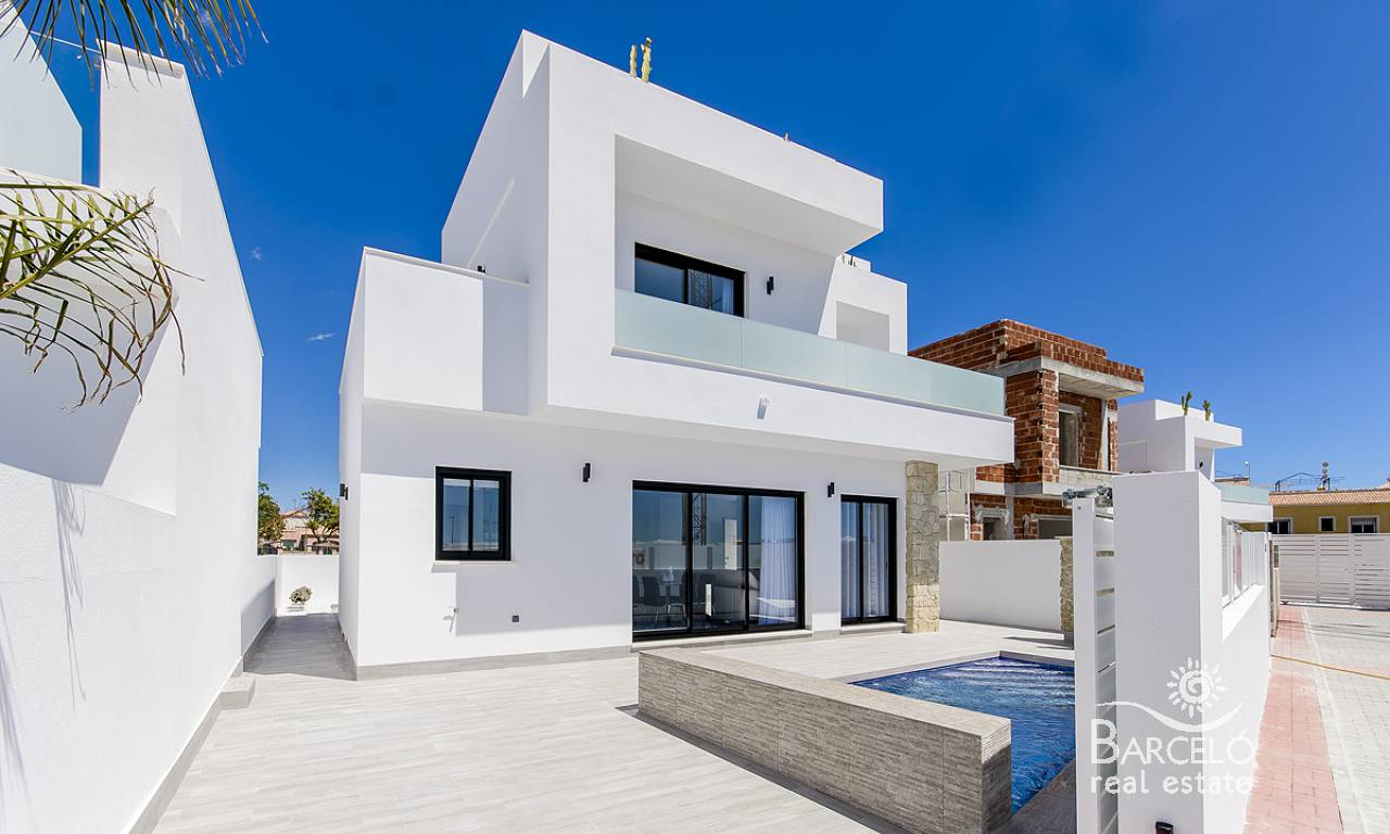 New Build - Villa - Los Montesinos - La Herrada