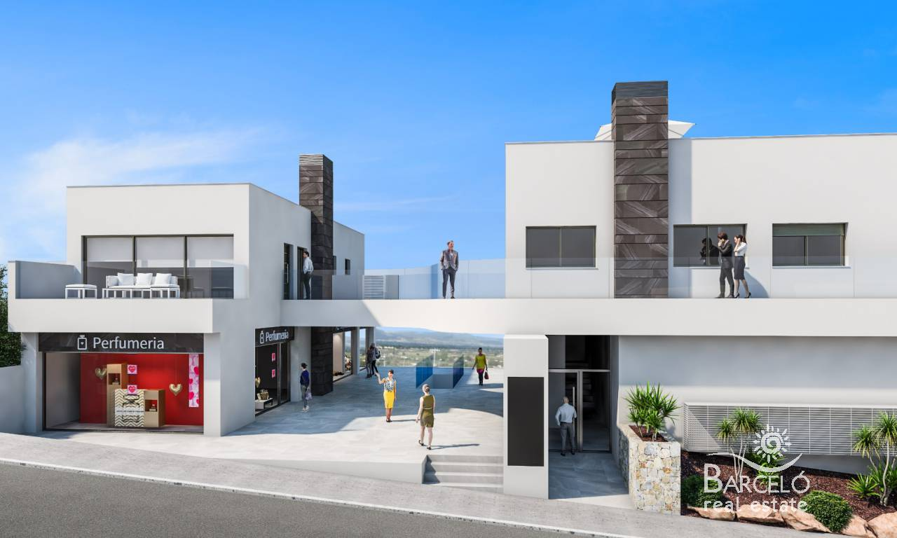 New Build - Commercial premises - Benijófar - Benijofar