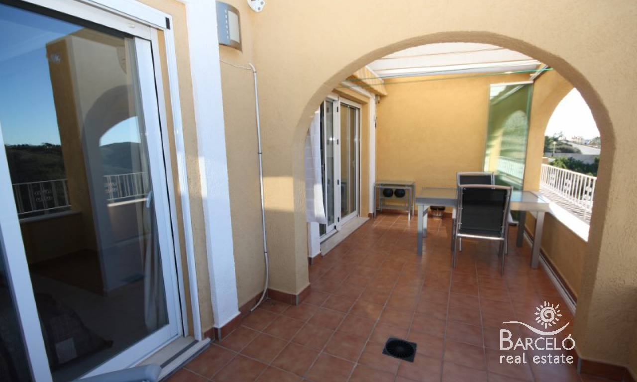 Resale - Apartment - Benitachell - Cumbre del Sol