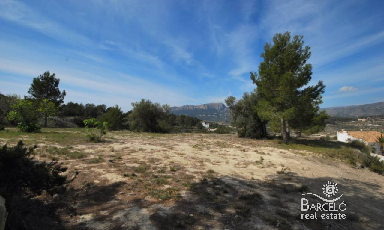 Resale - Plot  - Benissa - Biasner
