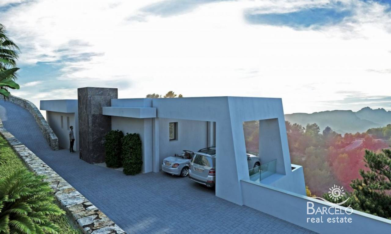 New Build - Villa - Benissa - Pedramala