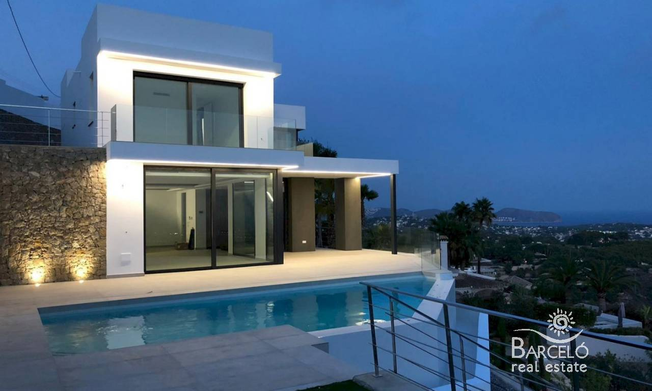 New Build - Villa - Benissa - Costa