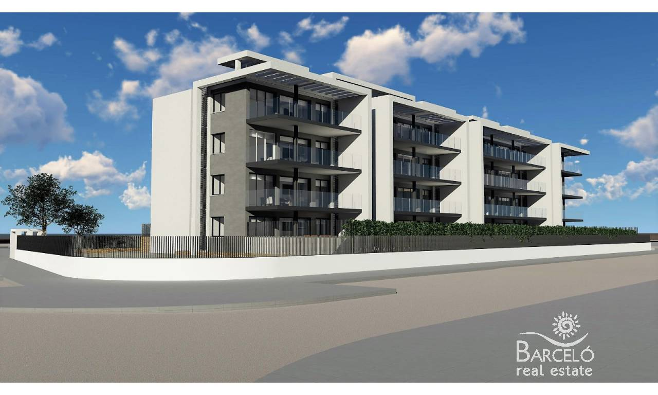 New Build - Apartment - Javea - Arenal
