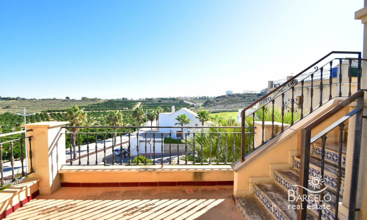 Resale - Attached - Algorfa - La finca Golf