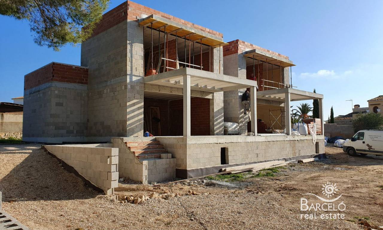 New Build - Attached - Moraira - Benimeit