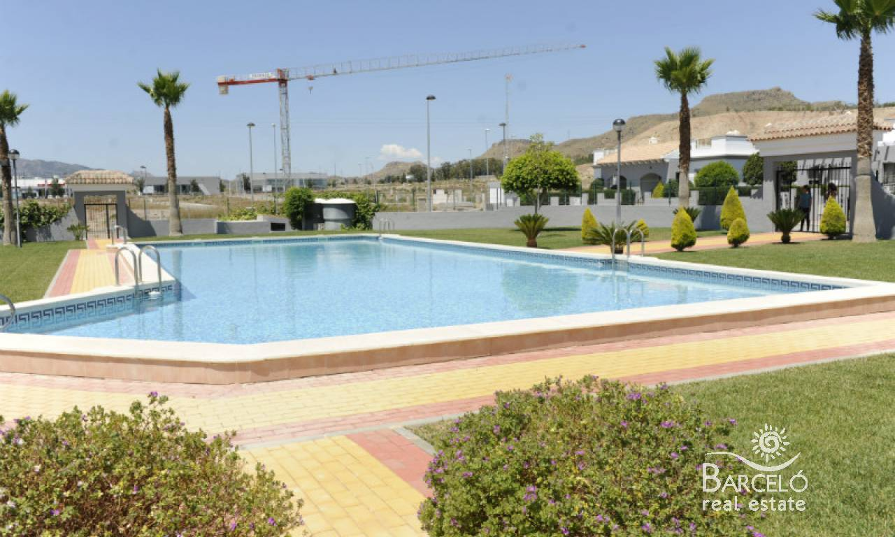 New Build - Villa - Lorca