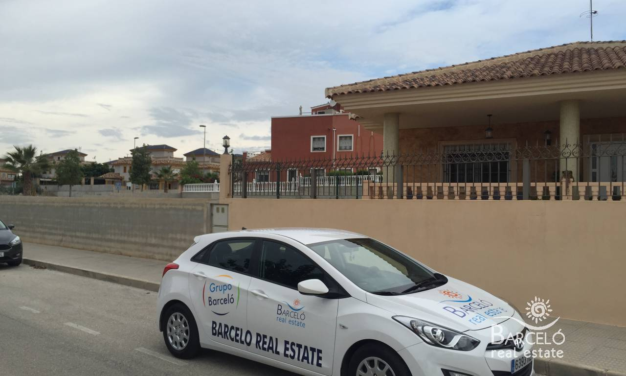 Investments - Plot  - Los Montesinos - La Herrada