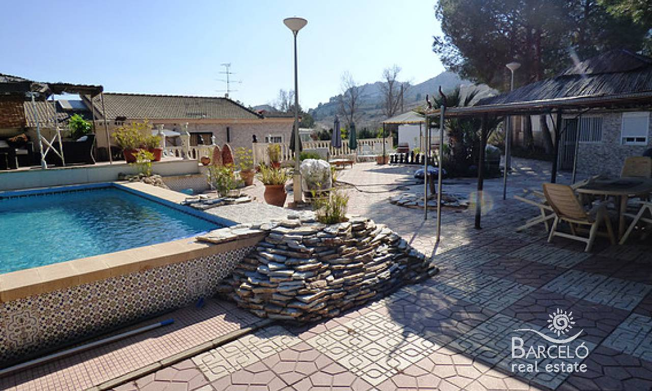 Resale - Country Property - Alicante - Sax