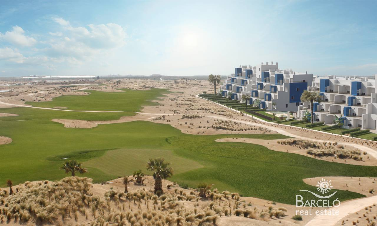 New Build - Apartment - Roldan - Torre Golf Resort