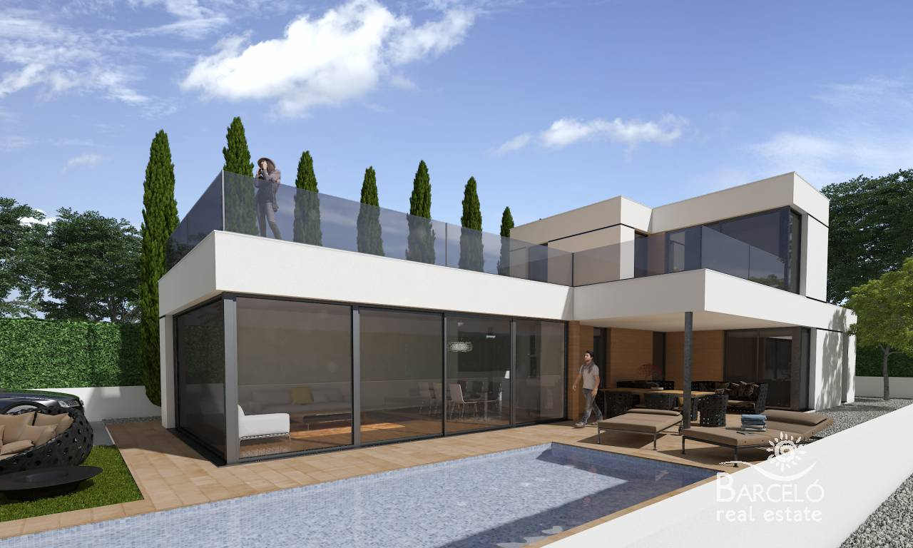 New Build - Villa - San Fulgencio - Urb. La Marina