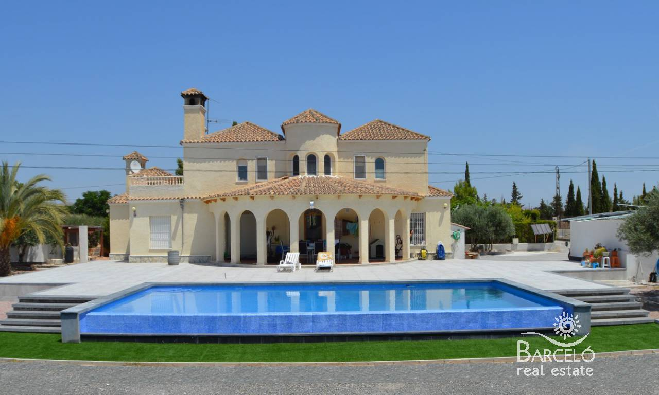 Resale - Country Property - Elche - Matola