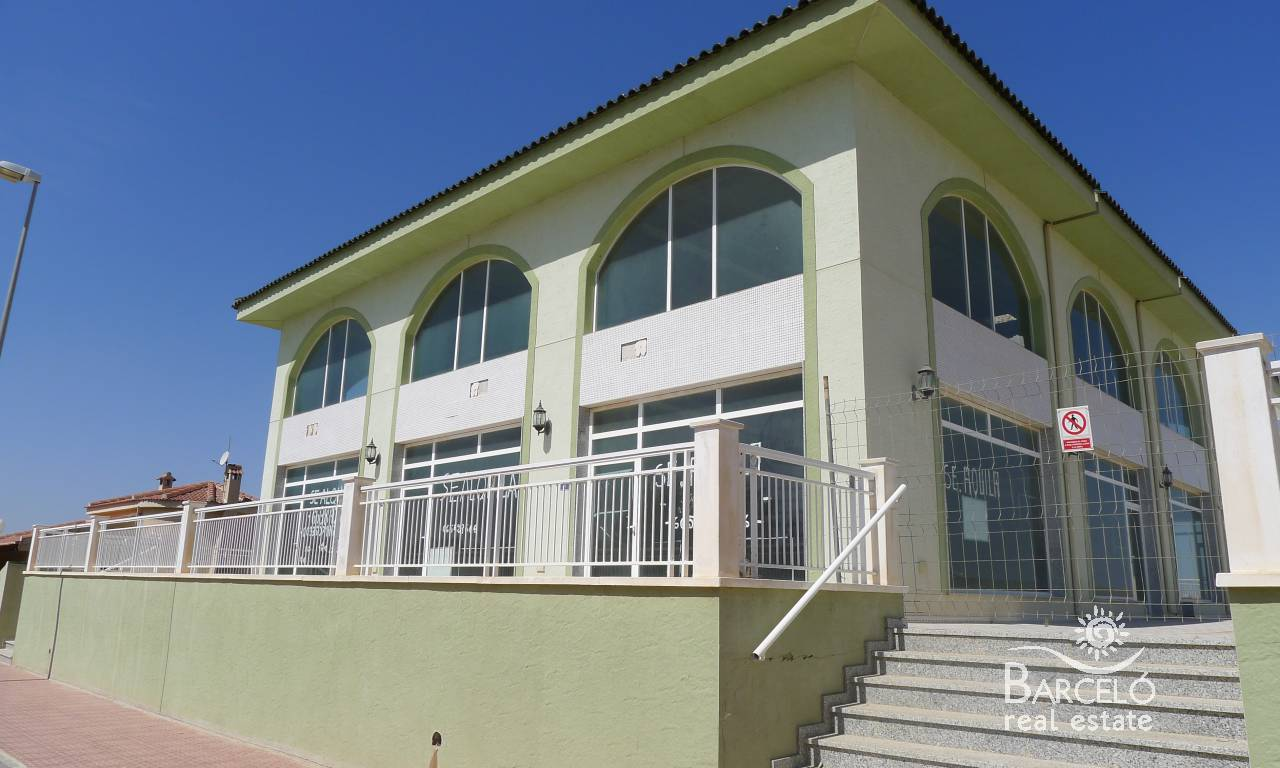 Rental - Commercial premises - Ciudad Quesada - Benimar II