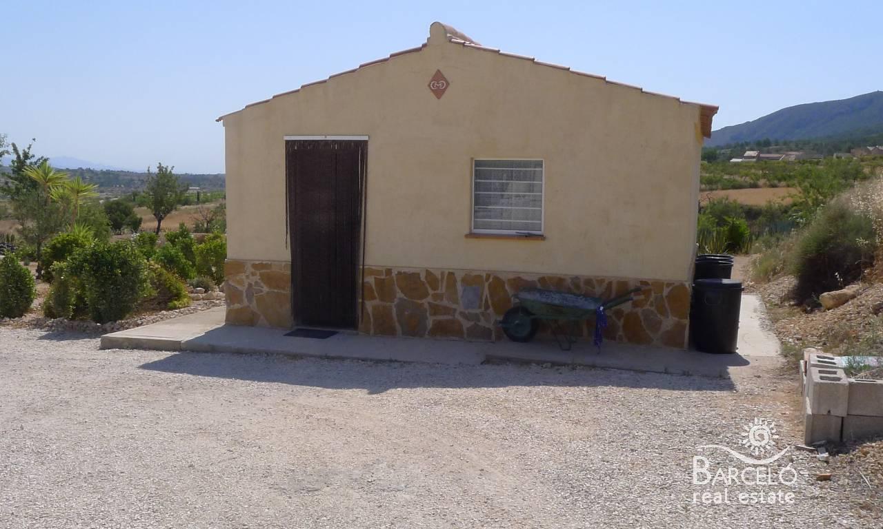 Boerderij met grond in Alicante - Bestaande bouw