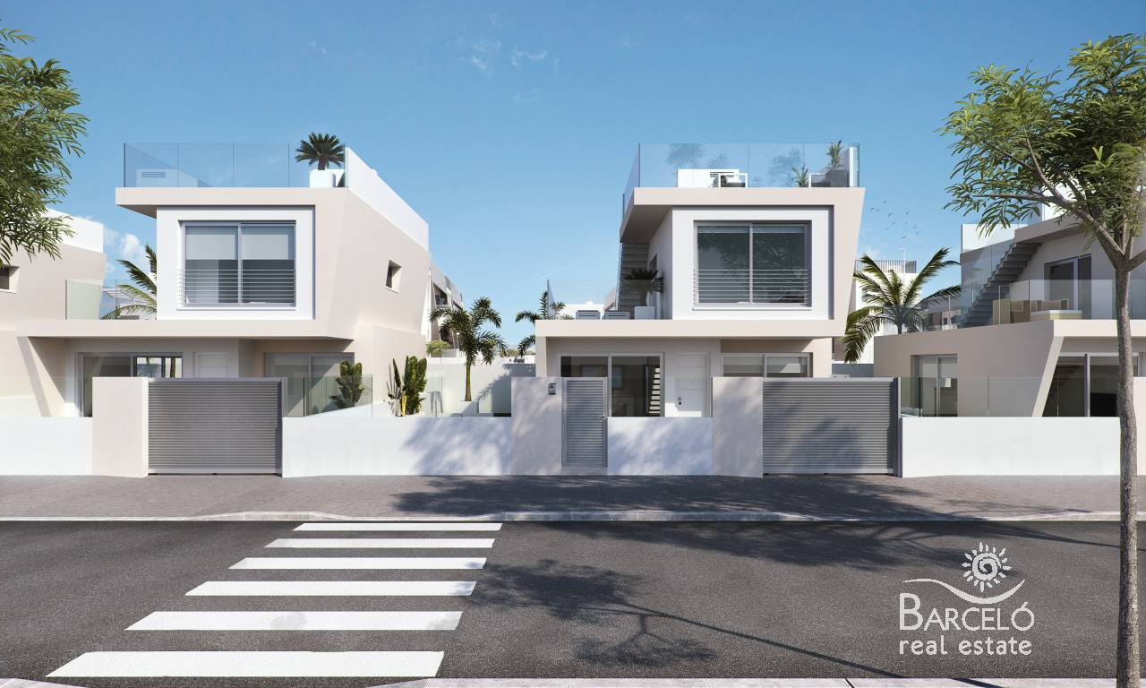 New Build - Villa - Torre de la Horadada - Playas