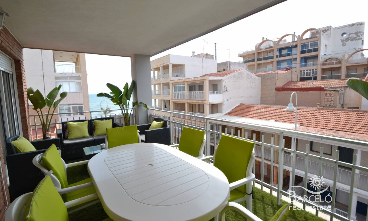 Holiday rental - Apartment - Guardamar del Segura - Beach