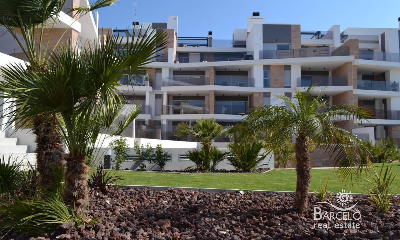 New Build - Apartment - Orihuela Costa - Cabo Roig