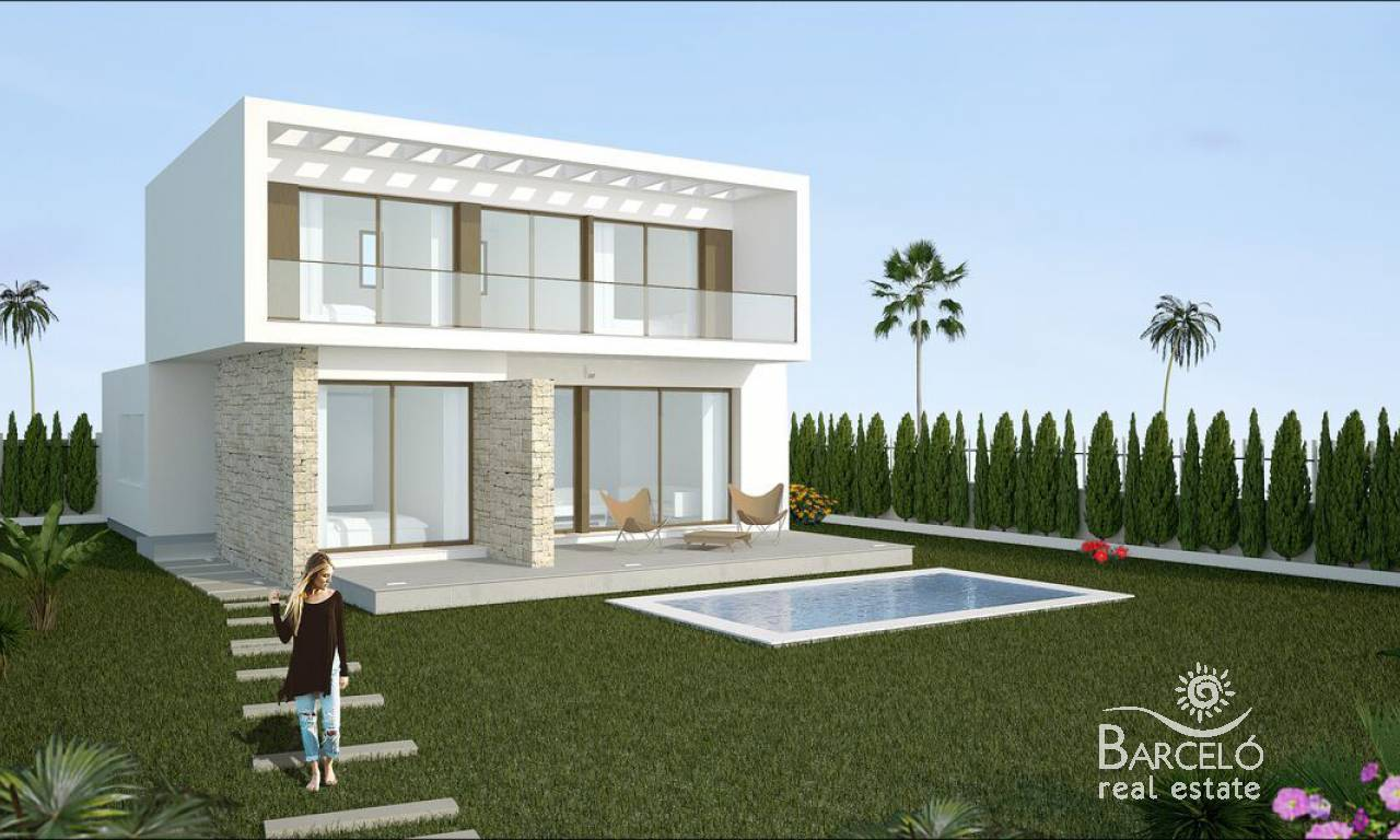 New Build - Villa - Orihuela - Vistabella Golf