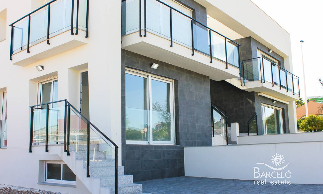 New Build - Apartment - Gran Alacant