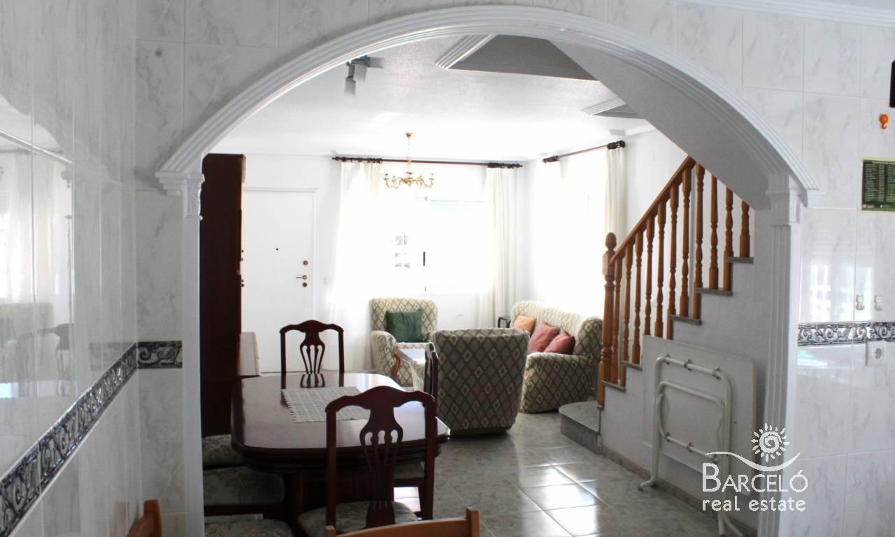 Half vrijstaand huis in Torre de la Horadada - Bestaande bouw