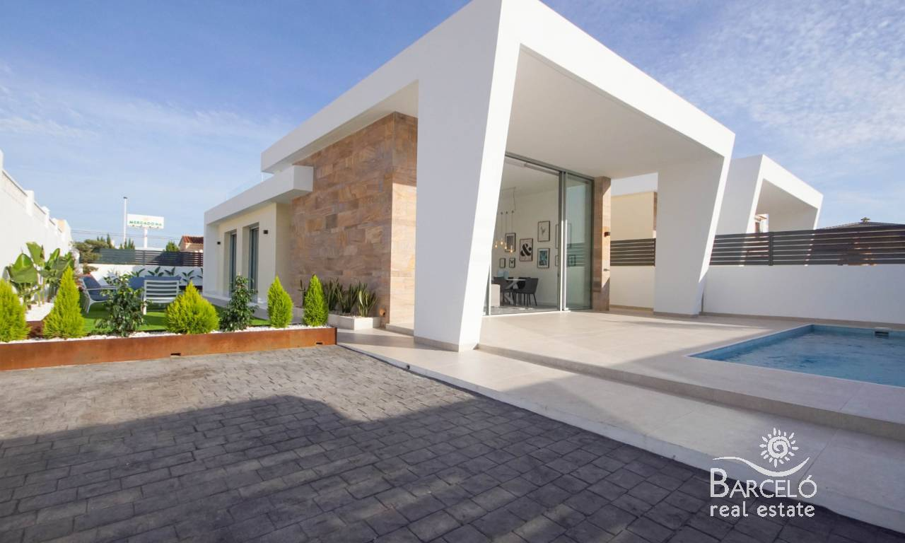 New Build - Villa - Torrevieja - Torreta